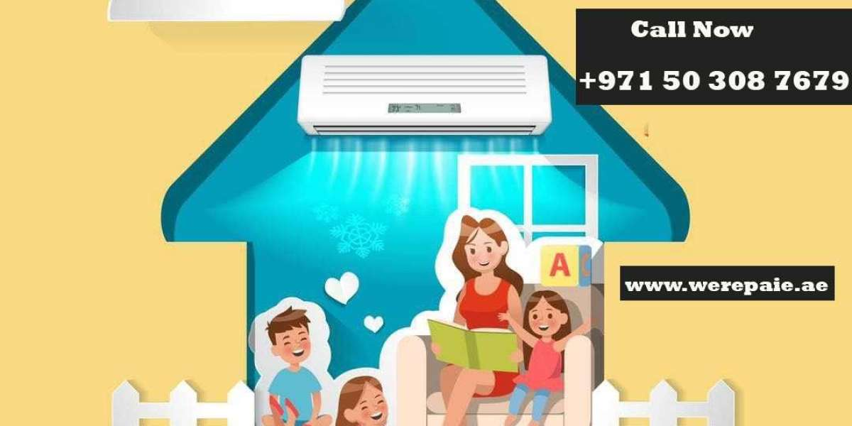 What are AC repair and installation services in Dubai?