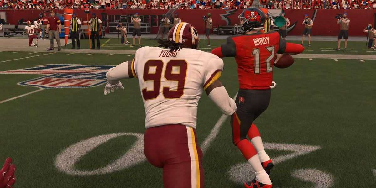 Mmoexp - As nobody involved with Madden NFL 21