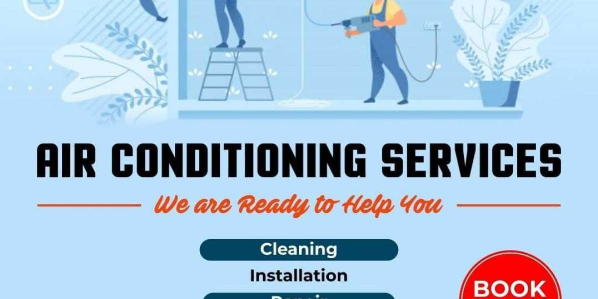 Professional Air Conditioning Services in Dubai