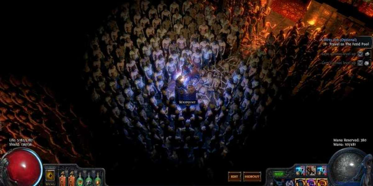 Path of Exile: 3 professional tips for the duel profession