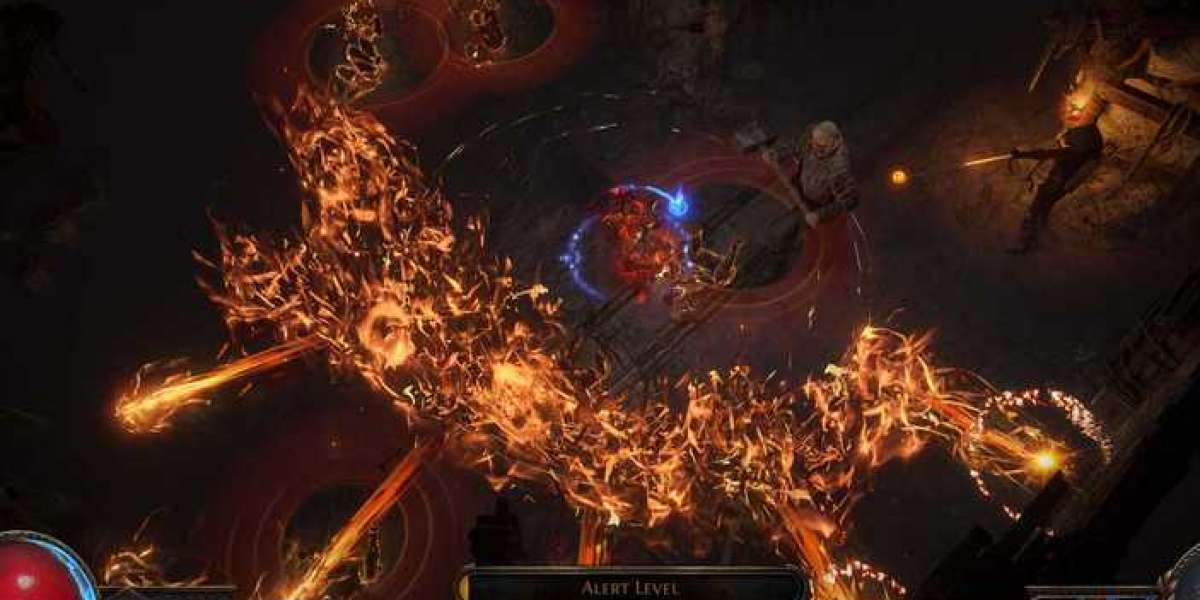 A review of Path of Exile Patch adds a new button