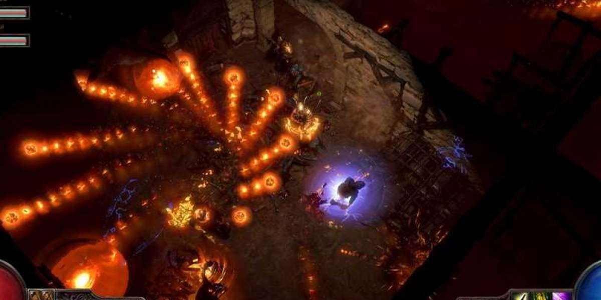 Looking back on the expansion of Path Of Exile Echoes of Atlas