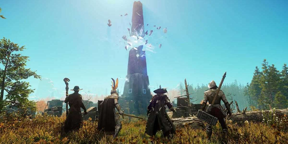 New World Trailer: Aeternum Looked Like in the 17th Century
