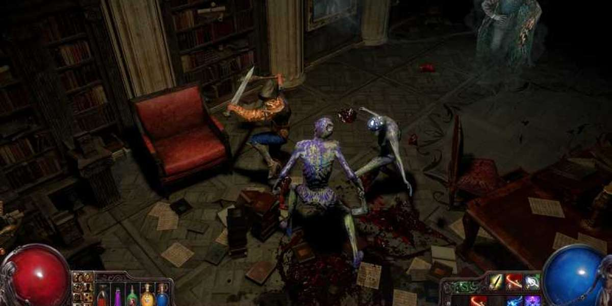Path of Exile: Royale is still in the experimental regression period