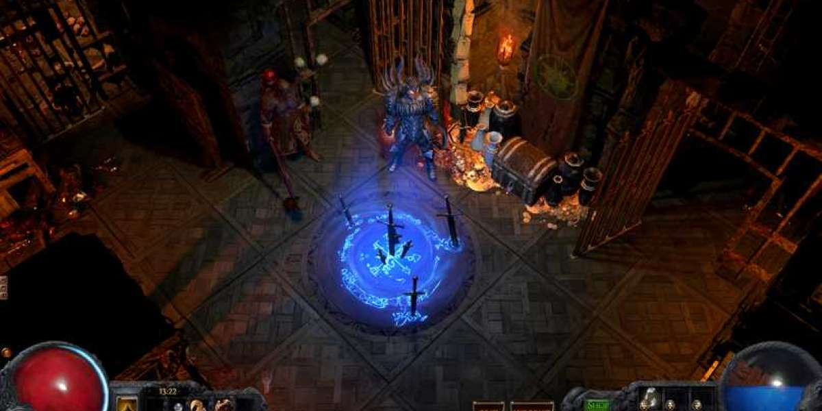 Path Of Exile: Expedition uses explosives to discover ancient magical relics