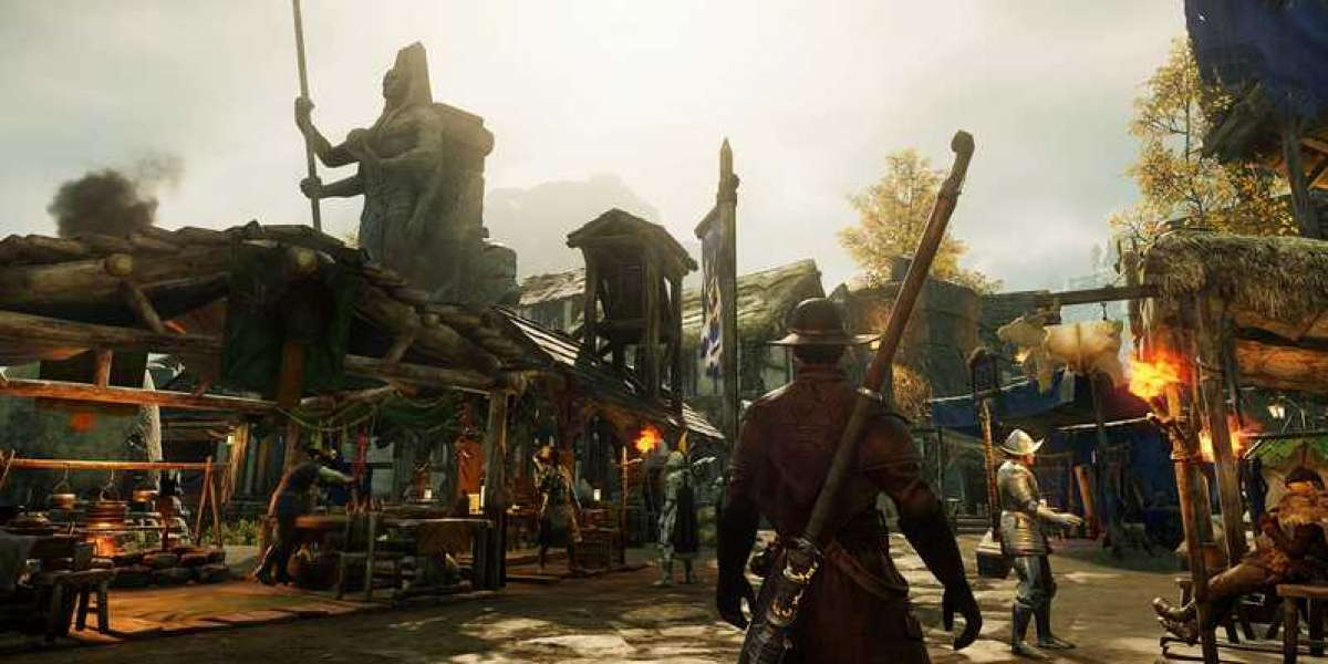 Amazon New World's upcoming MMO will be delayed for another month