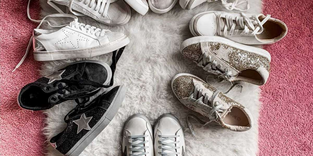 Golden Goose Shoes from