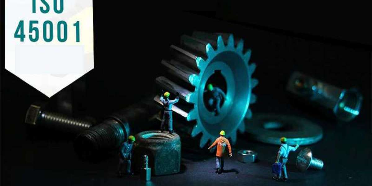 How manufacturing industries benefit from ISO 45001