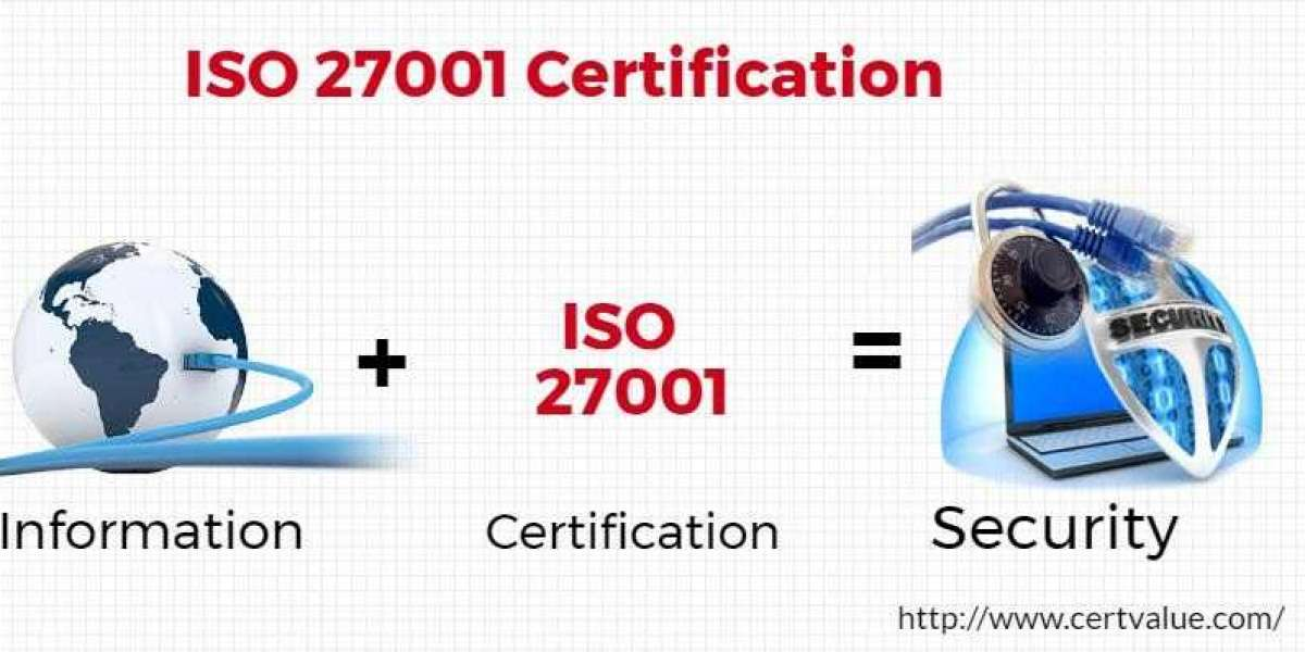 How to get certified against ISO 27001?