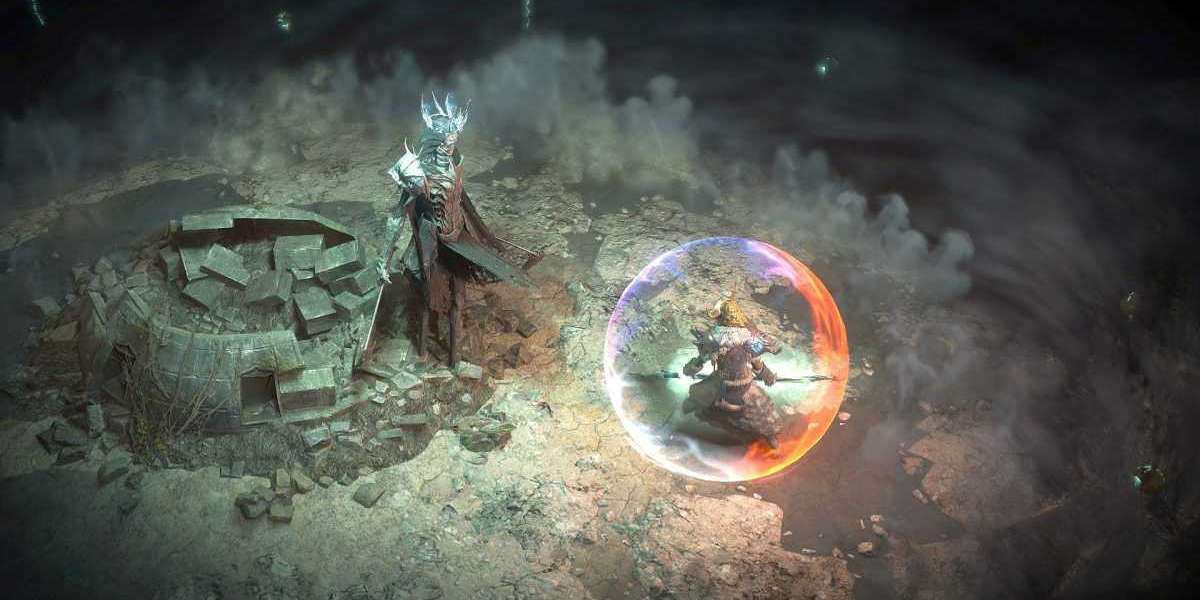 GGG will release Path of Exile: Scourge on October 22