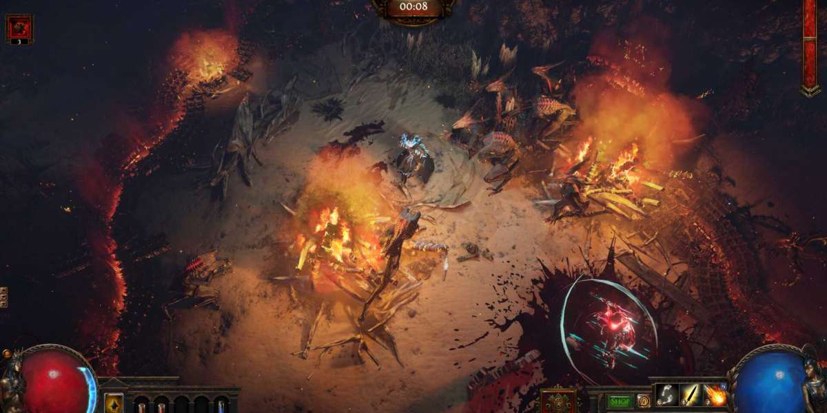 Path of Exile: Scourge has been released